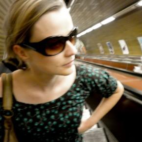 Dcera pražského metra