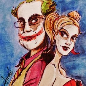 Joker Xavier & Harley Quinn